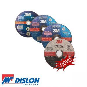 Disco de Corte Fino Fast-Cut 3M