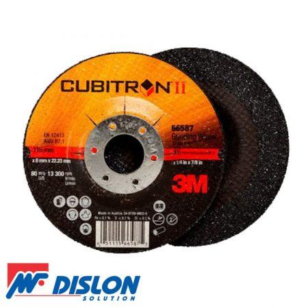 Disco de Desbaste Cubitron™ II 3M™