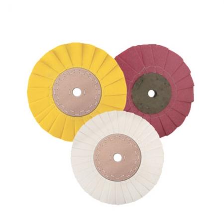 discos plissados