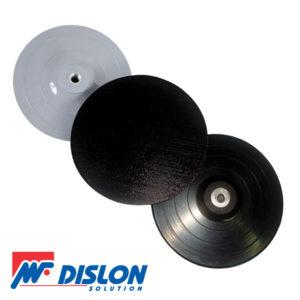 Disco Suporte De Lixa com Velcro