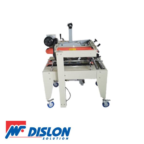Máquina Semi-automática para Colagem de Fita