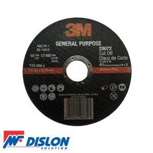 Disco de Corte General Purpose 3M
