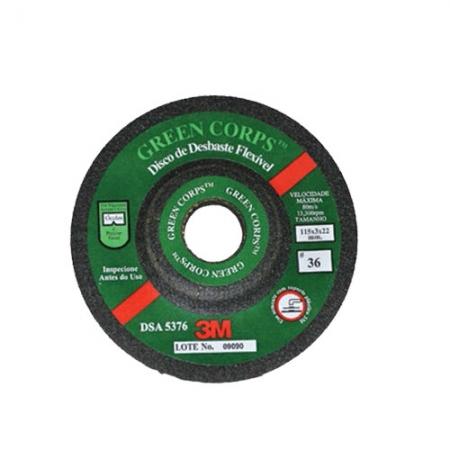 disco de desbaste green corps