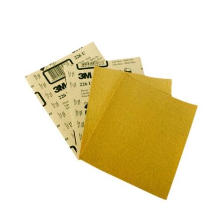 Folha Lixa Frecut Ouro 326U 3M