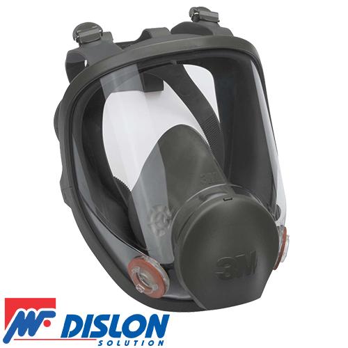 Respirador 3M Série 6800 - Dislon Solution - Distribuidor Industrial 72b60d9dfc