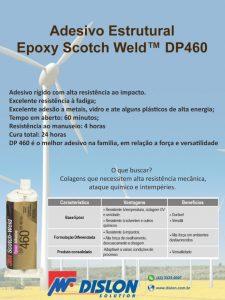 Adesivos Estruturais 3M™ DP460™