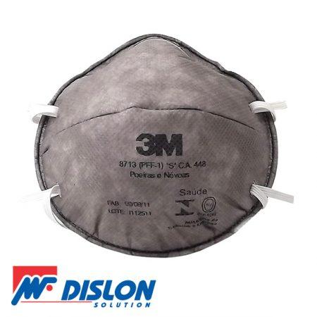 Respiradores 8713 3M