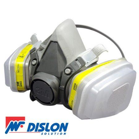 Respirador Semi-Facial 6200 3M