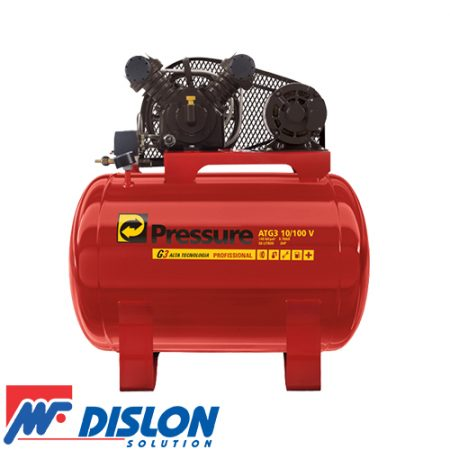 Compressor ATG3 10PCM/100L Pressure