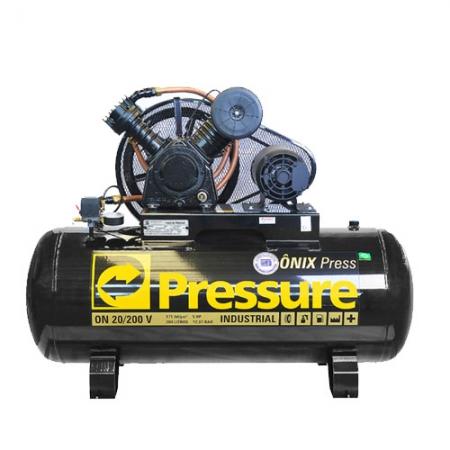 compressor onix 20 pcm 200l pressure