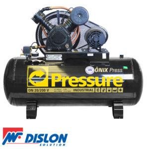 Compressor ONIX 20PCM/200L Pressure