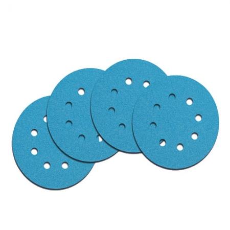 Disco de Lixa Hookit DSA331 Azul