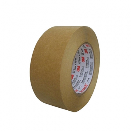 Fita de Papel Kraft Liso 3777 Scotch 3M